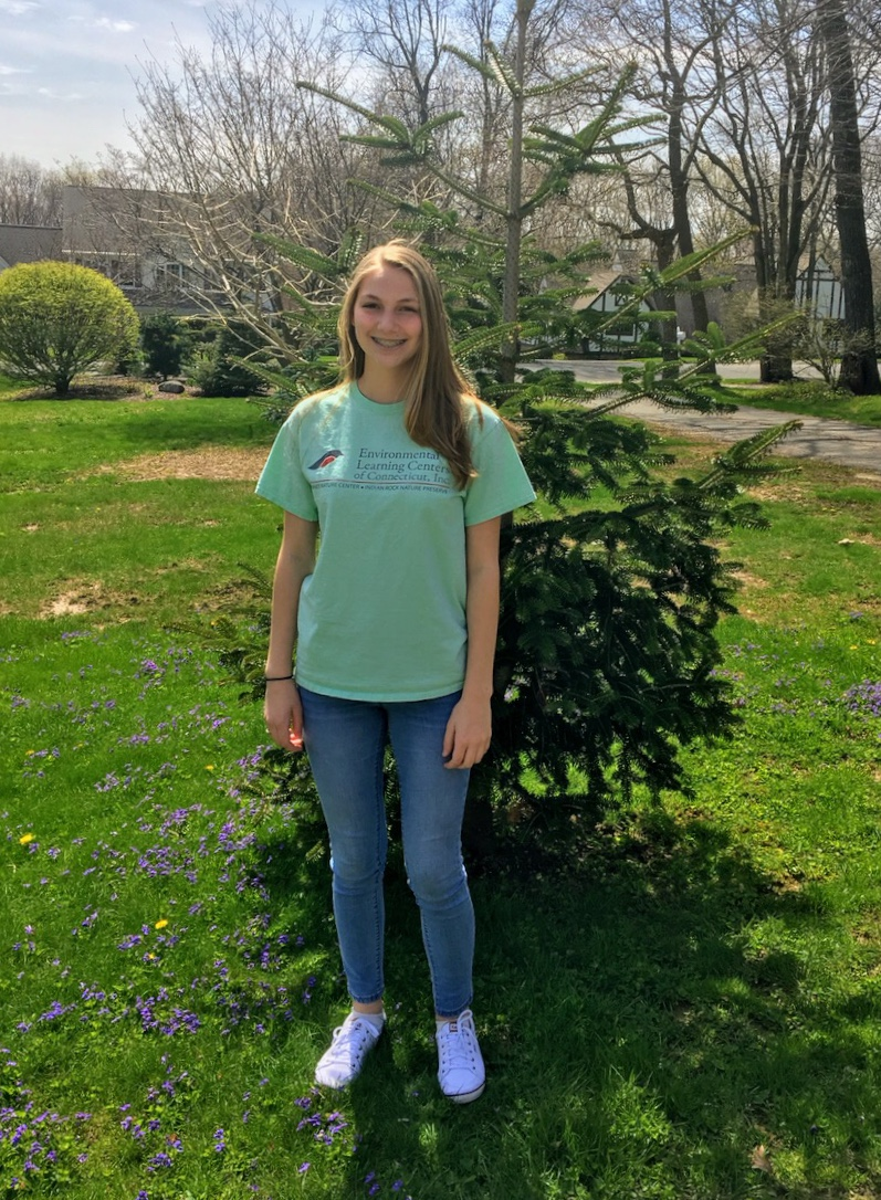 Volunteer-of-the-Month: Alaina Ehmer