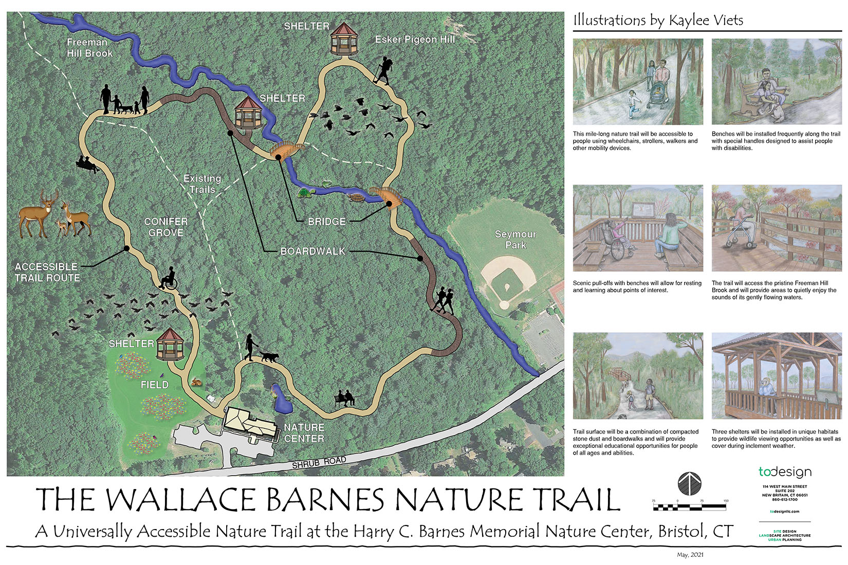 ELCCT's New Accessible Trail Project!